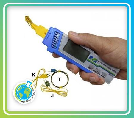 ترمومتر قلمی تیپ K مدل 98850