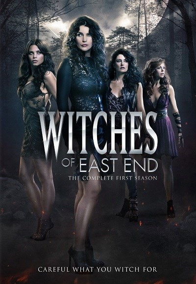 سریال  witches of east end