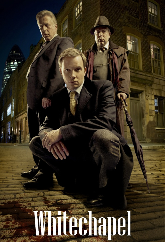 سریال Whitechapel