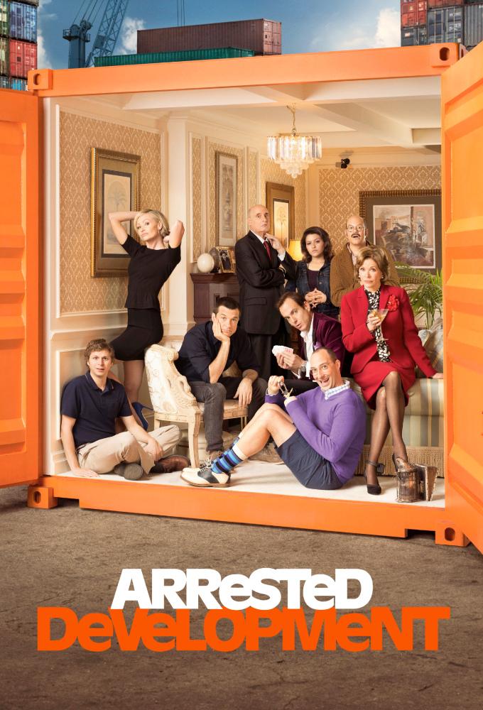 سریال Arrested Development