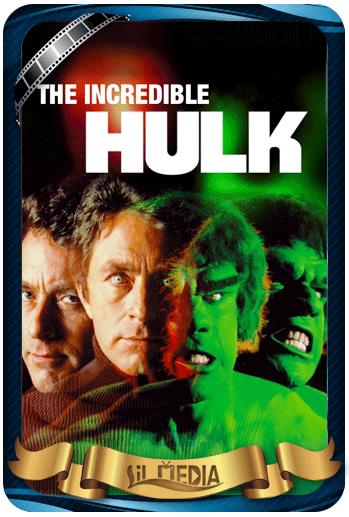 سریال The Incredible Hulk