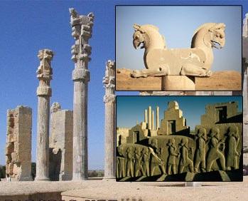 جاذبه های فارس