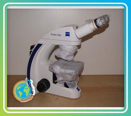 میکروسکوپ دو چشمی طرح زایس