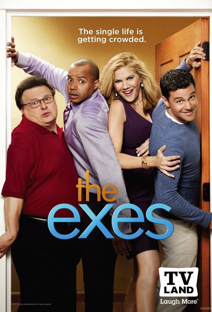 سریال  The Exes