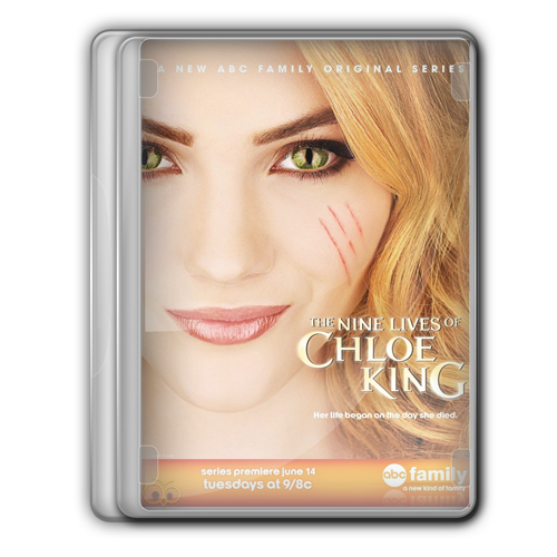 سریال  the nine lives of chloe king