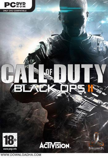 بازی Call of duty :black ops2