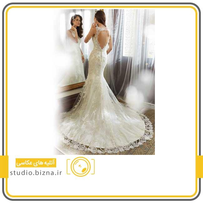 تاریخچه لباس عروس