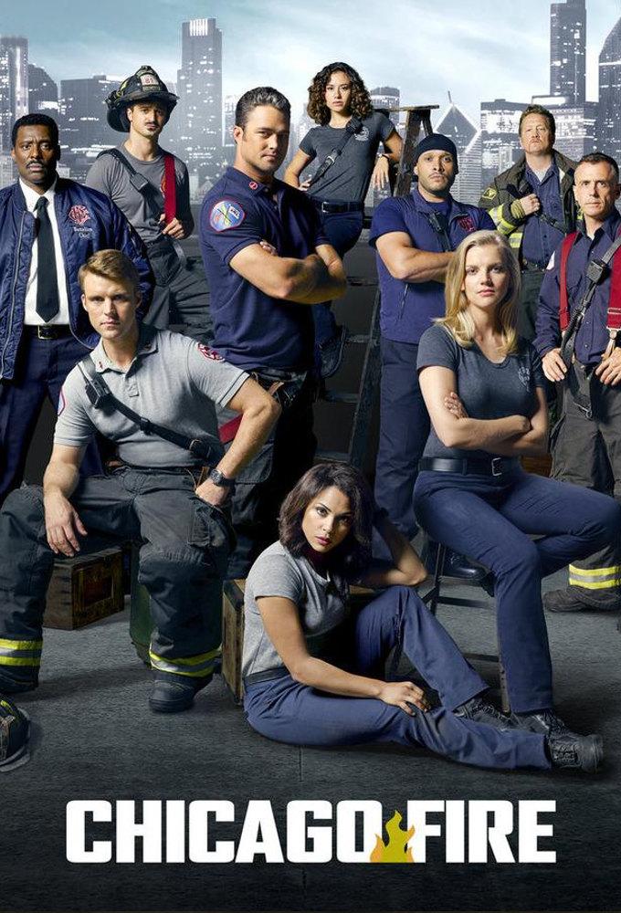 سریال chicago fire