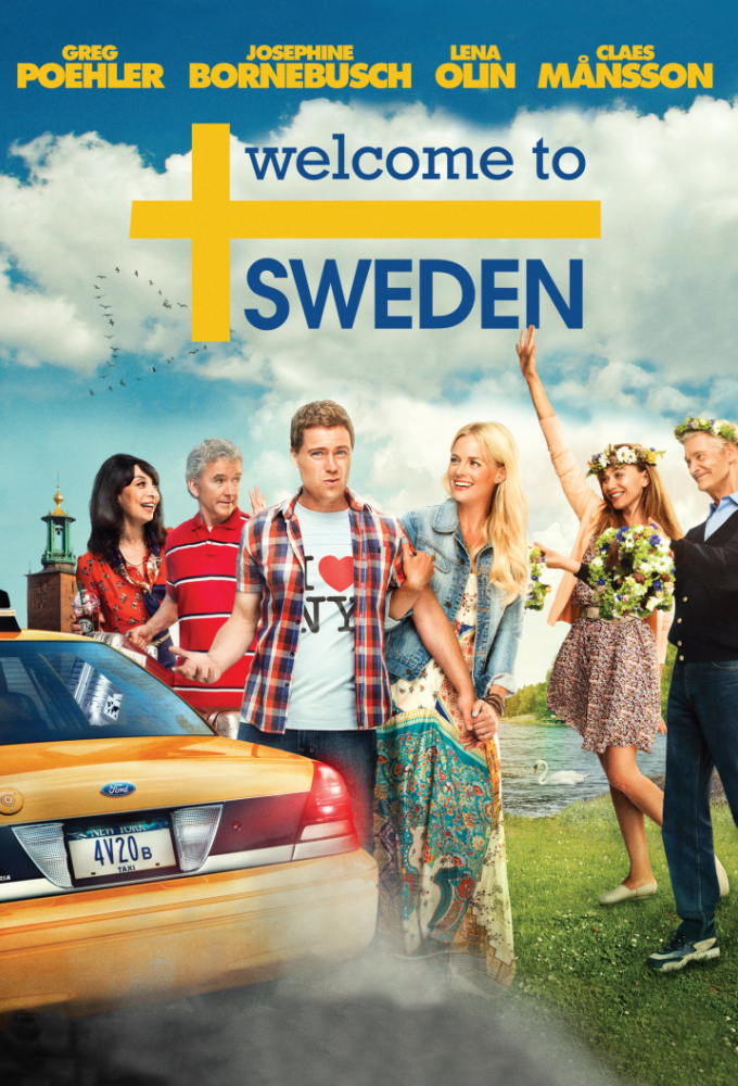 سریال  Welcome to Sweden