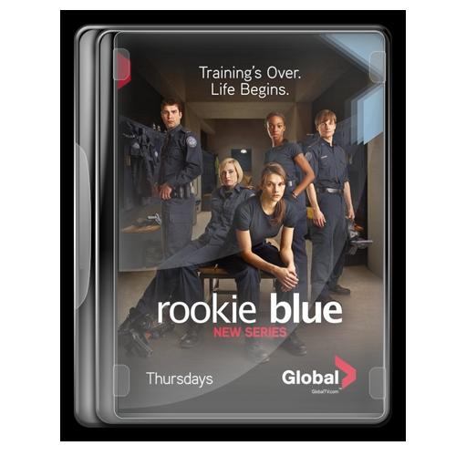 سریال  rookie blue