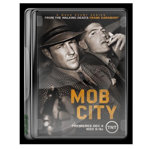 سریال  mob city