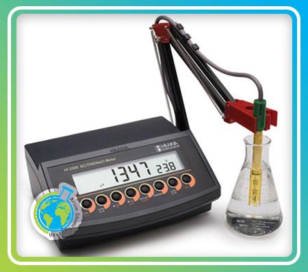مولتی پارامتر EC/TDS مدل HI2300