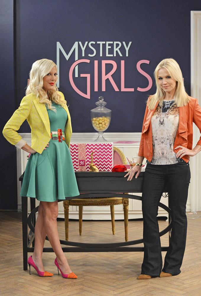 سریال Mystery Girls