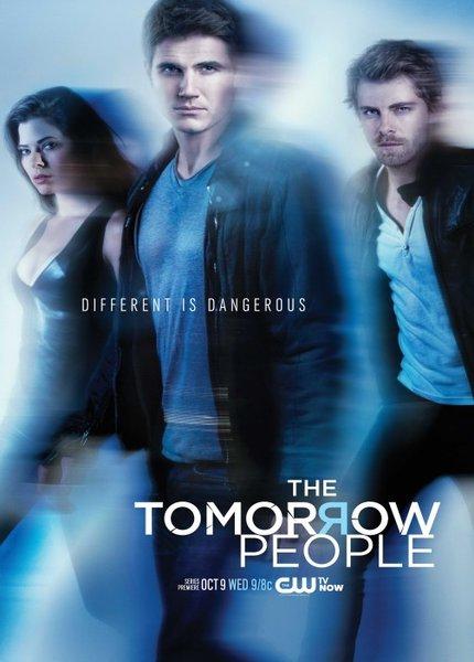 سریال  the tomorrow people