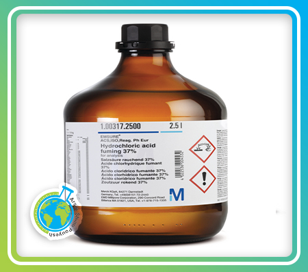 اسید هیدروکلریدریک 37% 100317