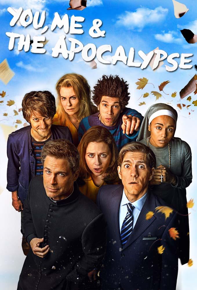 سریال  You, Me And The Apocalypse