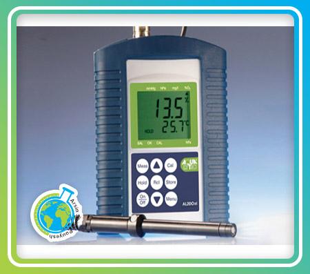 اکسیژن متر پرتابل مدل  AL20Oxi
