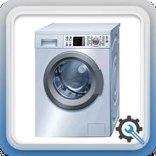 عیوب احتمالی در ماشین لباسشویی