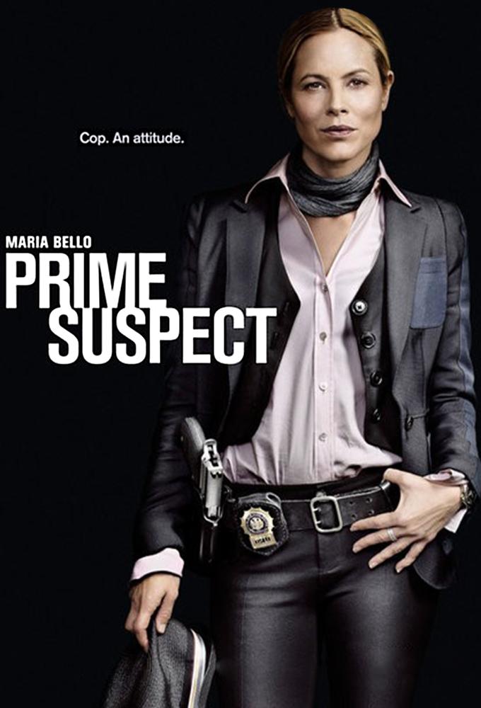 سریال  Prime Suspect