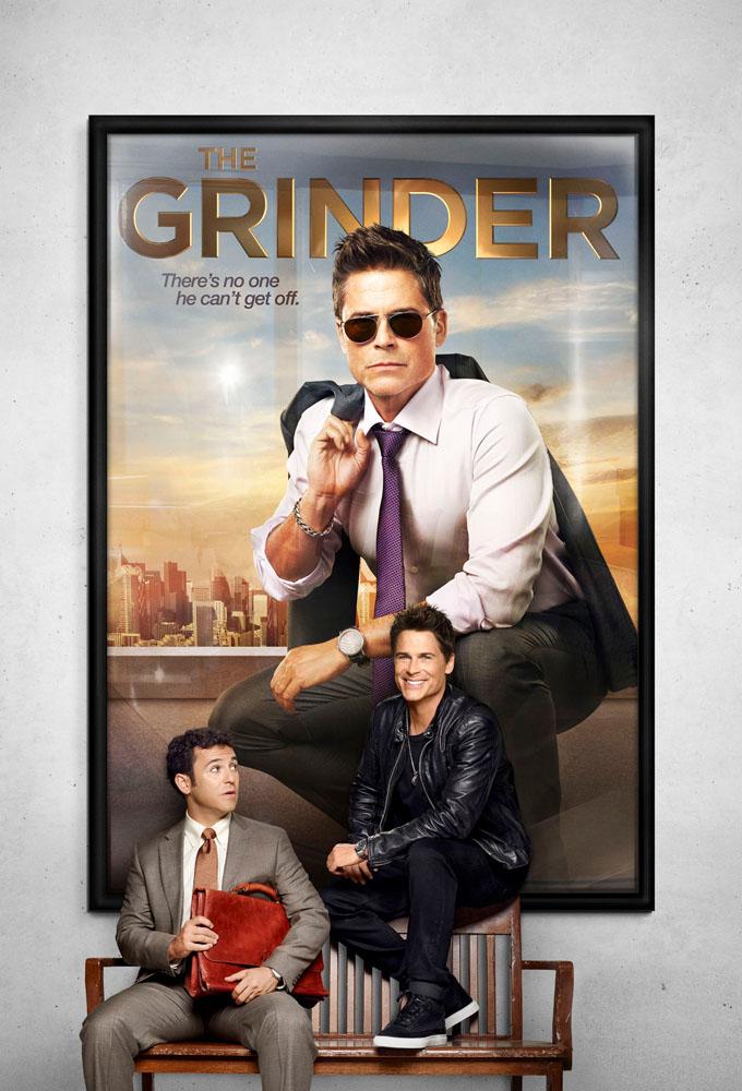 سریال The Grinder