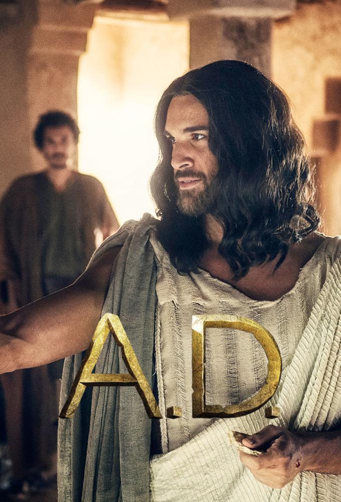 مینی سریال  A.D. The Bible Continues
