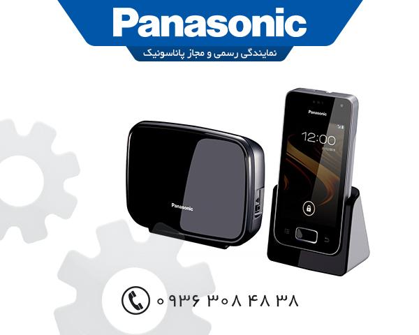 گوشی تلفن های هوشمند دکت و خانگی پاناسونیک