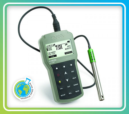 PH/ORP  متر مدل HI98190