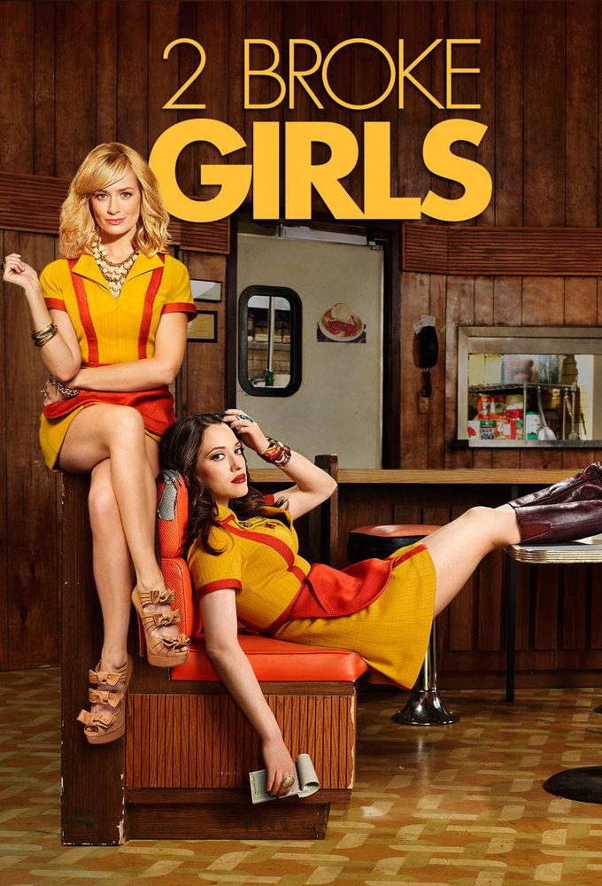سریال 2Broke Girls