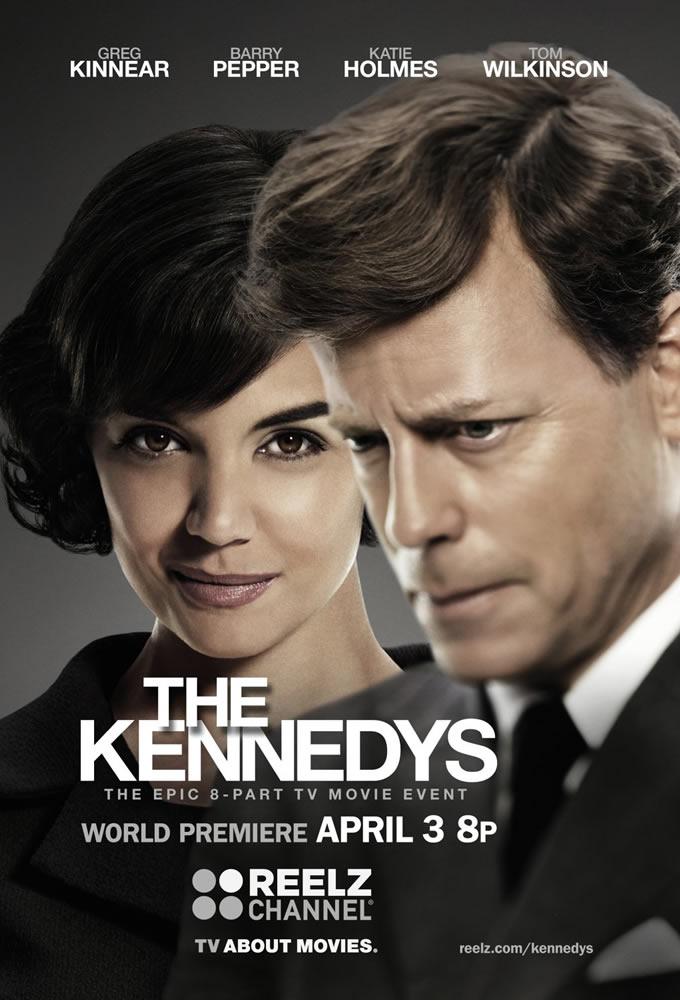 مینی سریال  The Kennedys