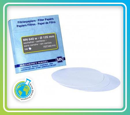 کاغذ صافی MN کد 640d(12.5cm)