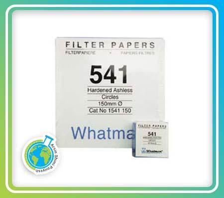 کاغذ صافی واتمن 541 ضد اسید