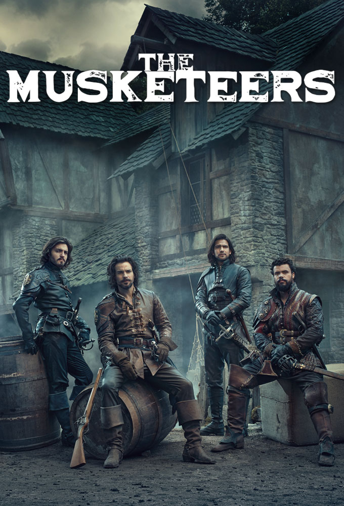 سریال  The Musketeers
