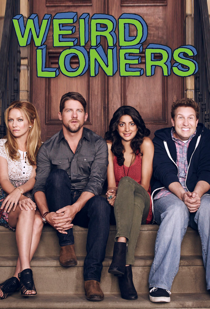 سریال  Weird Loners