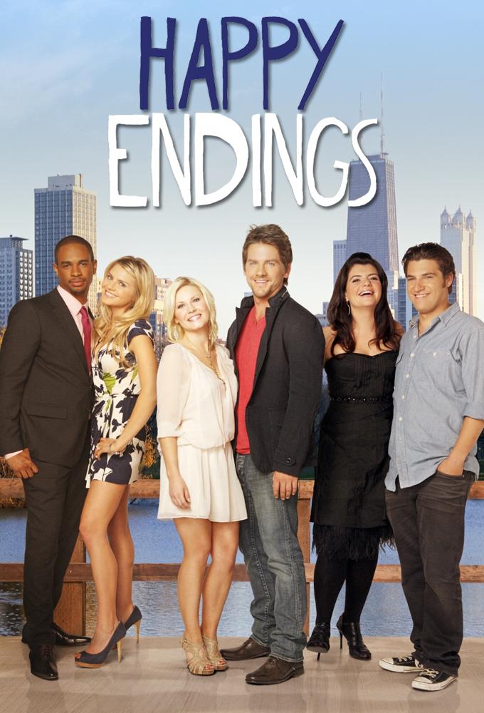 سریال  Happy Endings