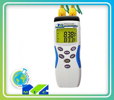 ترمومتر پرتابل تیپ K مدل 98838