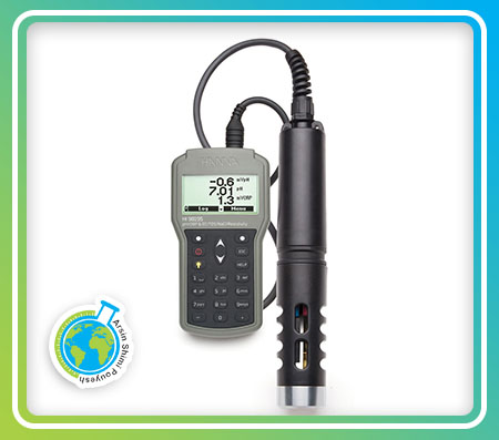 مولتی پارامترPH/EC/ Pressure