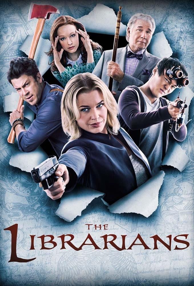 سریال  The Librarians