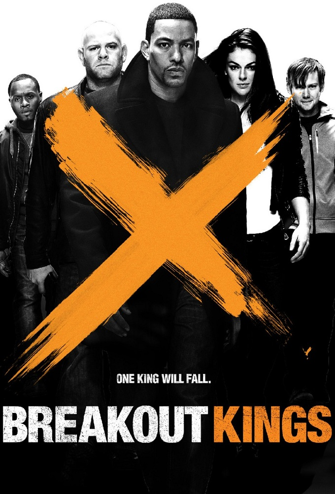 سریال  breakout kings
