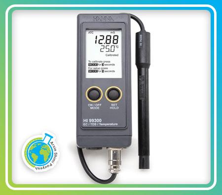 EC/TDS متر پرتابل مدل HI99300