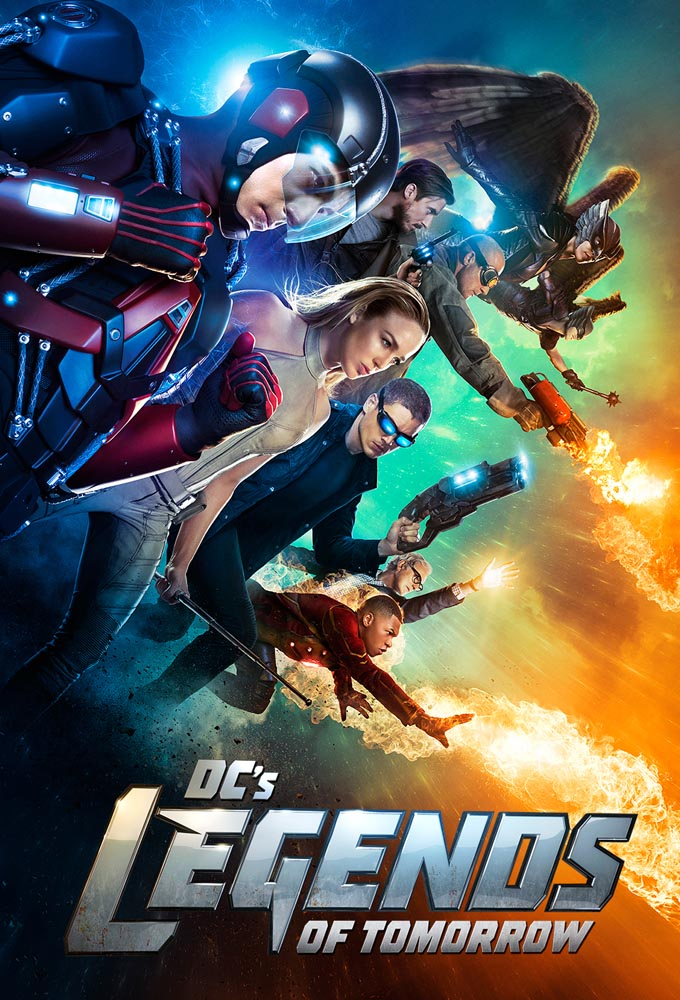 سریال Legends of Tomorrow