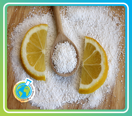 اسید سیتریک خشک (Citric Acid)