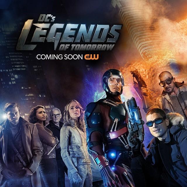 سریال  legends