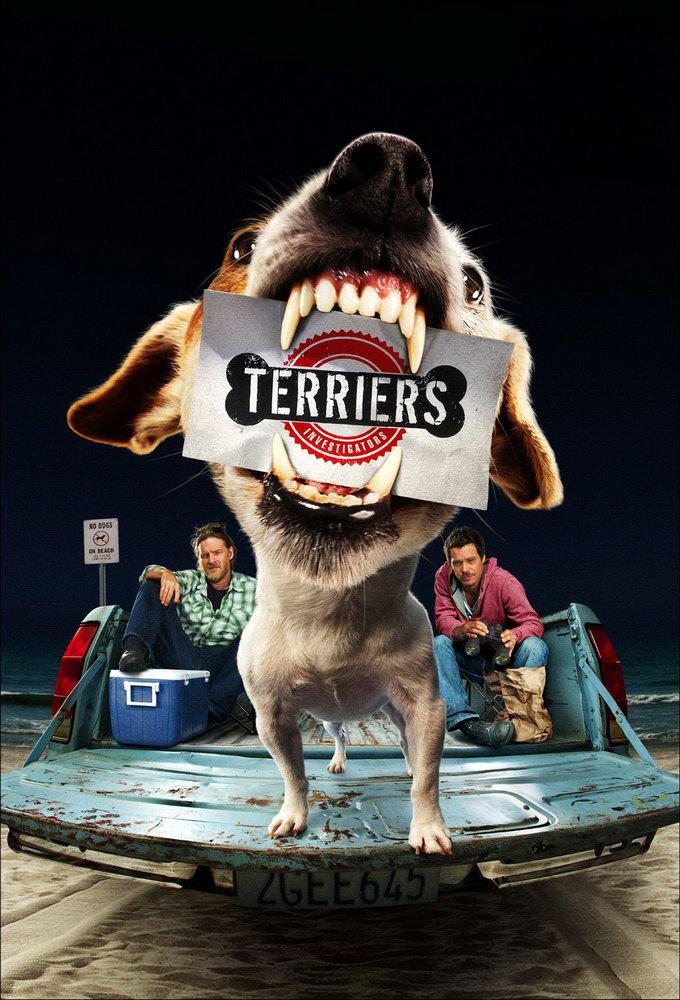 سریال Terriers
