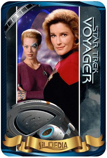 سریال Star Trek: Voyager