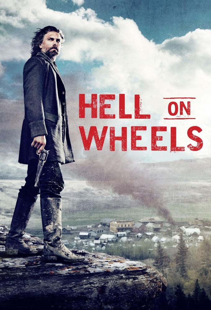 سریال  hell on wheels