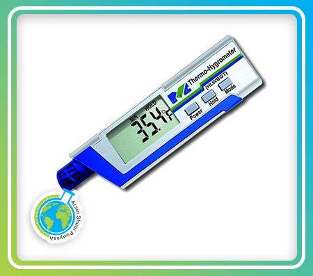 ترمورطوبت سنج قلمی مدل 98870