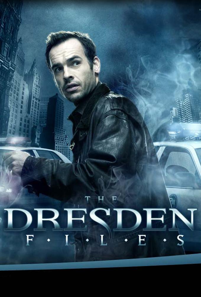 سریال the dresden files