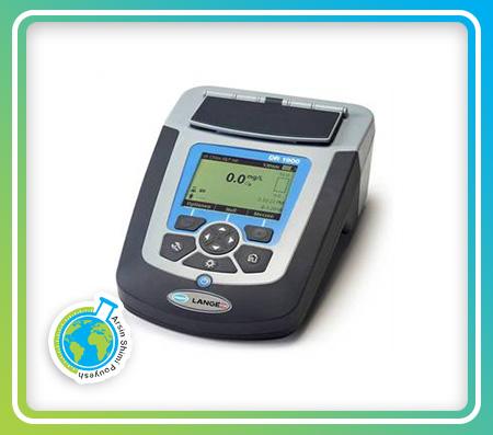 اسپكتروفوتومتر پرتابل مدل DR1900