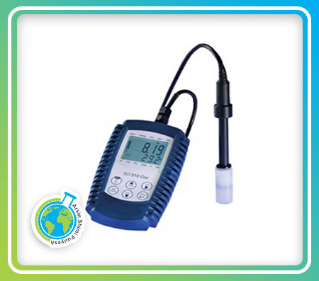 اکسیژن متر پرتابل مدل SD310 Oxi