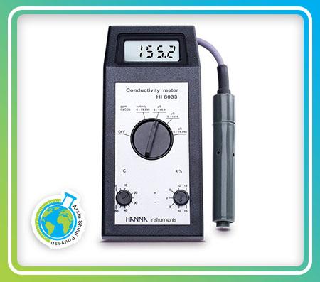 هدایت /TDS متر مدل HI8033